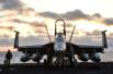 快讯!美国一架大黄蜂战斗机坠毁 两名飞行员被弹出正在搜救