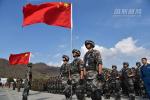 """国防部:""""金龙-2018""""中柬联训向反恐领域拓展"""