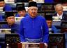 快讯!马来西亚总理纳吉布宣布解散国会