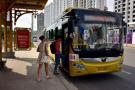 哈尔滨今年60条公交线路将迁出主干道 调整到二三类街路