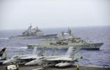 为了应对日益强大的中俄海军威胁 美军最近有两个大动作!