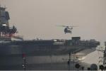 """今日国内外重要新闻:首艘国产航母起降直升机 """"特金会""""地点确定"""