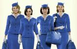 空乘成危险职业?美调查称近七成空姐空少曾遭性骚扰