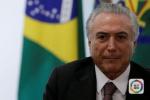 巴西总统宣布动用武装力量清理阻塞道路