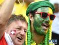 """世界杯上的""""笑脸"""""""