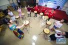 廊坊广阳区:学习民乐快乐过暑期