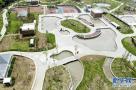 绿色净水厂投入使用