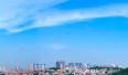 """""""水晶蓝""""!江苏PM2.5浓度降至个位数"""
