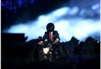"""亚运会进入""""印尼时间"""" 佐科总统骑摩托车惊喜入场"""