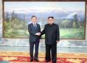 金正恩文在寅本月将再会晤 韩国特使代表团明访问朝鲜