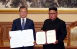 【组图】韩朝签署《9月平壤共同宣言》