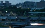 台湾全岛战机紧急升空 台湾网友:以为解放军来了