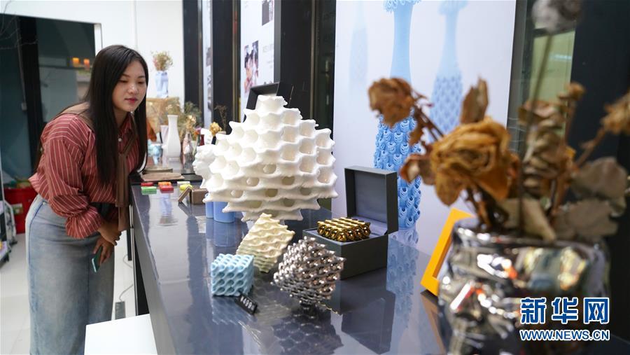 从72道工序到3小时搞定——3D打印让制作陶瓷更轻松