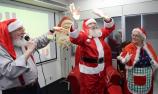 圣诞老人培训班