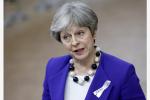 """英议会缩短脱欧""""备选方案""""时限 特雷莎?梅再遇挫"""
