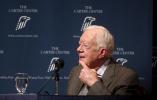 美前总统卡特:与中国好好相处对美国繁荣至关重要