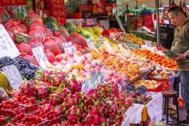 国家统计局回应鲜菜鲜果涨价:物价平稳有坚实基础