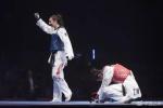 跆拳道世锦赛最佳裁判评郑姝音争议判罚:明显误判