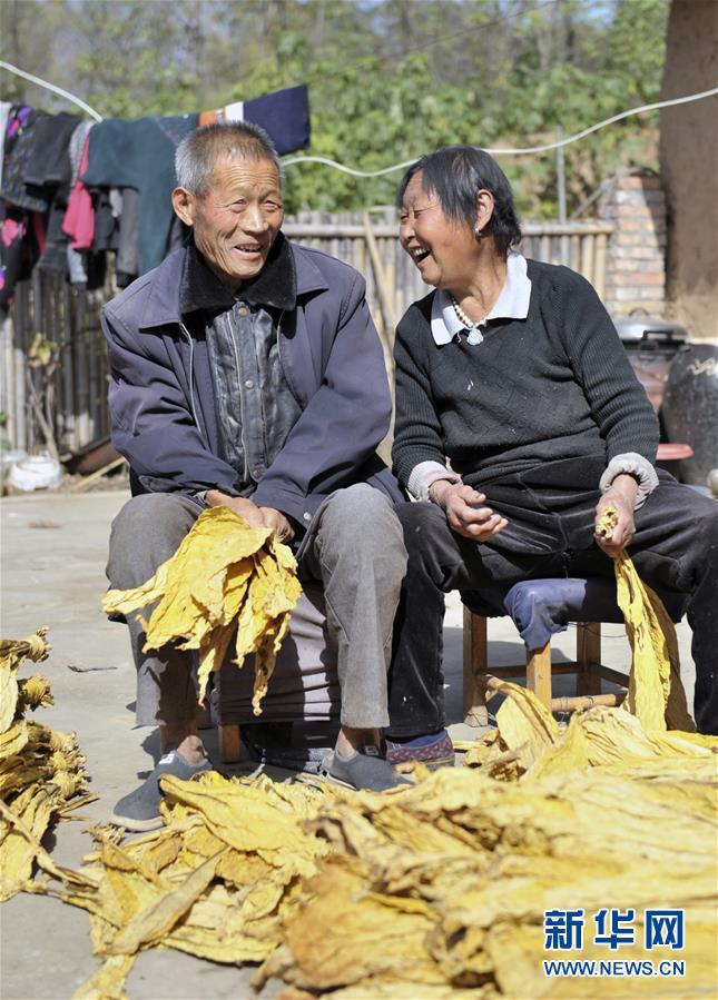 (图片故事)(2)古稀老人的幸福守望