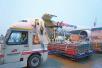 郑州机场货运量居全国第四 进口食品通关时间可缩短八成