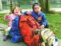 5岁背包客徒步大半个中国 虎爸式教育引发争议