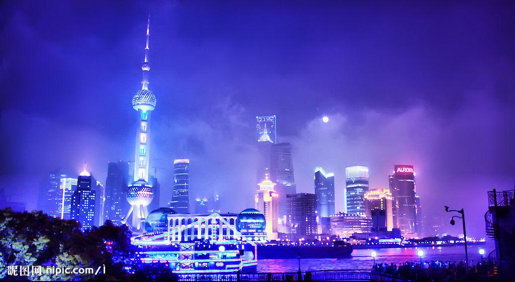 世界十大人口最多城市 上海排第三 北京列 第七