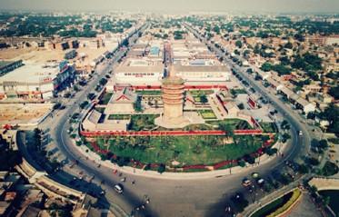 国务院批准安阳市城市总体规划