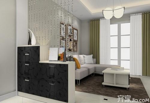 客厅阳台隔断设计 提升空间层次感