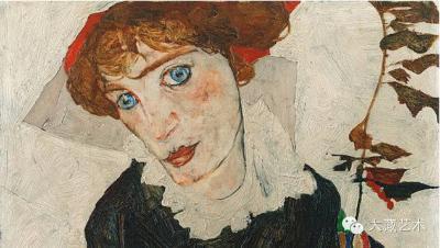 席勒/埃贡·席勒是20世纪初一位著名的奥地利画家,沃莉·诺依齐则是他...