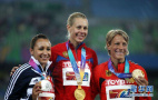 切尔诺娃因重新检测未过关被剥夺北京奥运会铜牌