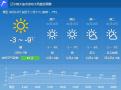 冷空气驻大连 今天最低-10℃ 阵风可能达到7级