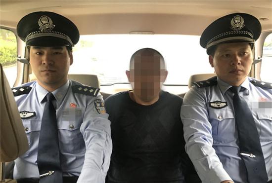 嫌犯杀人后留遗书伪造投江自杀假象 潜逃14年落网
