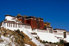 1951年西藏和平解放