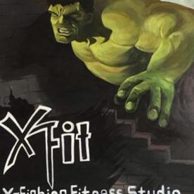 艾克斯私人健身工作室