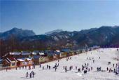 滑雪还能免费住木屋别墅?白云山约起来