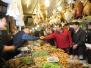马英九逛菜市场买年菜 看他的春节食谱都有啥?(图)