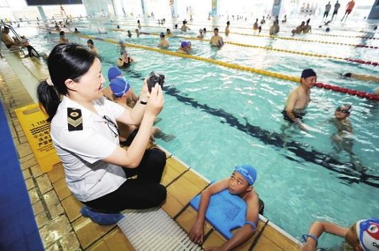 大连香格里汤泉宫游泳池水细菌超标被责令限期整改