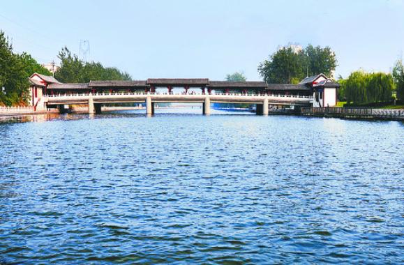 徐州打造水美河道 助力文明城市创建