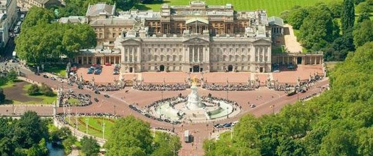 英国女王家要翻修了!耗资约31亿人民币