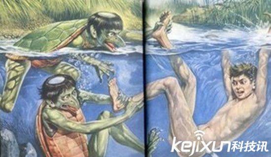 性行为人与兽_人与动物性行为:十大神秘生物水猴子喜欢与人类性交