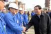 李强:把全省高铁建设作为基础设施建设重中之重