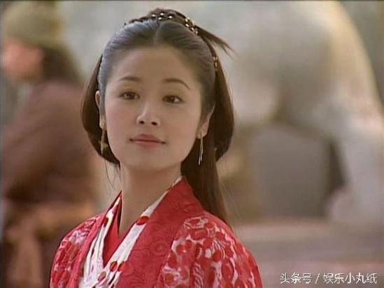 核心提示:1997年《新包青天之梅花盗》饰演飞风郡主,林心如首部古装图片