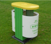 垃圾分类该咋干:北京试点干湿分离 厨余垃圾装小桶