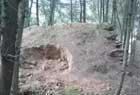 古墓被盗棺材被挖烂
