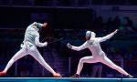 沈阳陈梓元代表中国夺得国际击剑天战赛男子花剑U13冠军