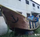 游乐园海盗船竟是这样做成的!细思极恐…