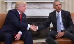 奥巴马离任前给特朗普私人手写信曝光 说了啥?