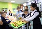 战斗民族的学校食堂