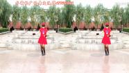 水蜜桃原创广场舞《最美中国》