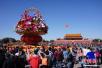 去长城和故宫看人海?北京十一黄金周各景区将严控流量!